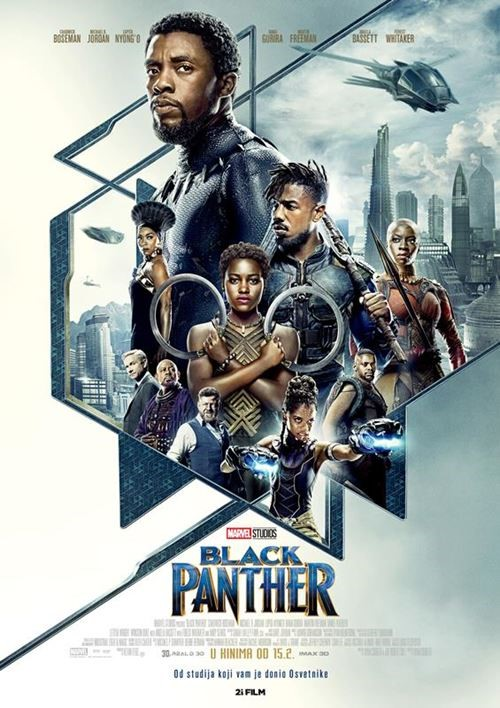 BLACK PANTHER - MALA OSCAR REVIJA