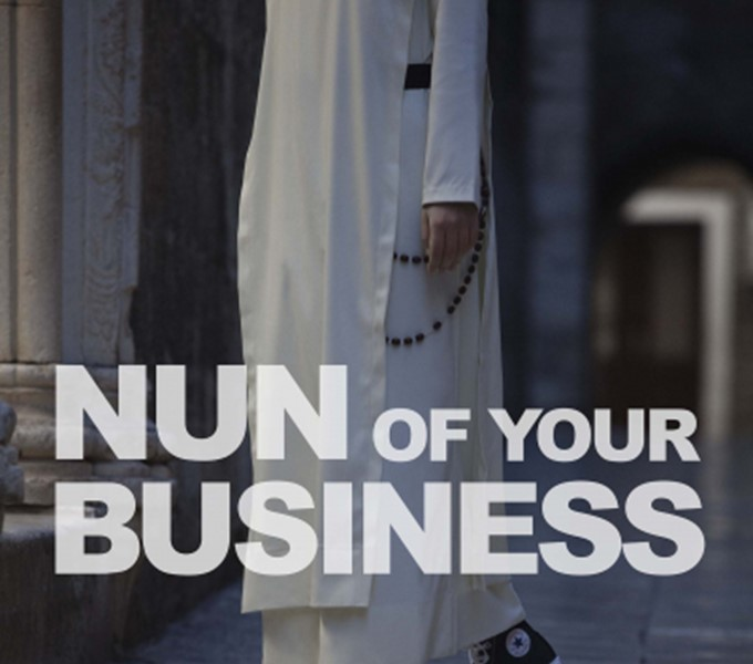TDF 2021. - NUN OF YOUR BUSINESS
